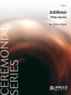 Jubiloso - for Brass Band - Set (Partitur + Stimmen)