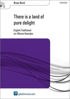 There is a land of pure delight - Set (Partitur + Stimmen)