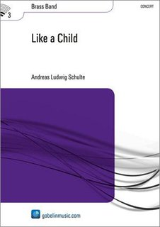 Like a Child - Partitur