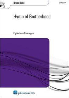 Hymn of Brotherhood - Partitur