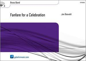 Fanfare for a Celebration - Partitur
