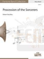 Procession of the Sorcerers - Partitur