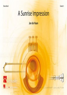 A Sunrise Impression - Set (Partitur + Stimmen)