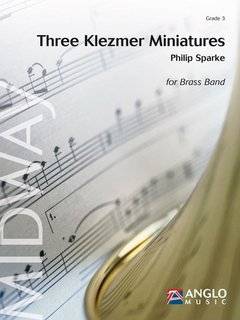 Three Klezmer Miniatures - Partitur