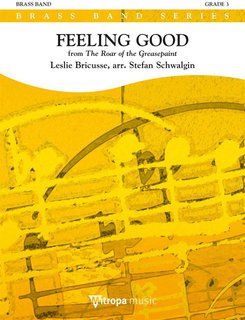 Feeling Good - Set (Partitur + Stimmen)
