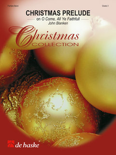 Christmas Prelude - Partitur