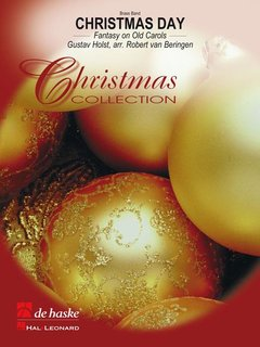 Christmas Day - Fantasy on Old Carols - Partitur