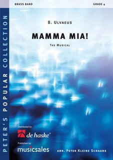 Mamma Mia! - The Musical - Set (Partitur + Stimmen)