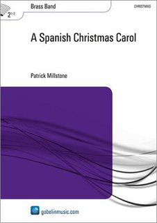 A Spanish Christmas Carol - Partitur