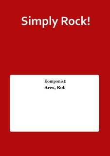 Simply Rock!