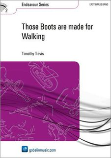 Those Boots are made for Walking - Set (Partitur + Stimmen)
