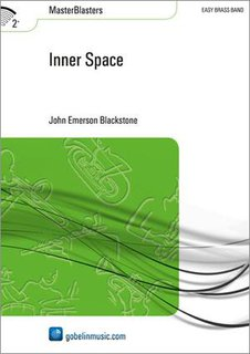 Inner Space - Partitur