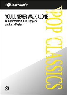 Youll Never Walk Alone - Set (Partitur + Stimmen)