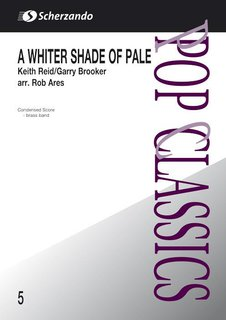 A Whiter Shade of Pale - Set (Partitur + Stimmen)