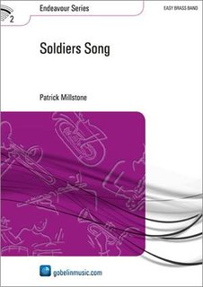 Soldiers Song - Partitur