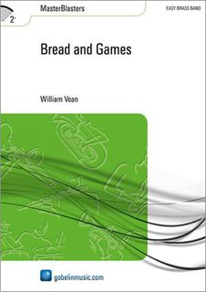 Bread and Games - Set (Partitur + Stimmen)