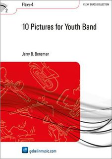 10 Pictures for Youth Band - Partitur