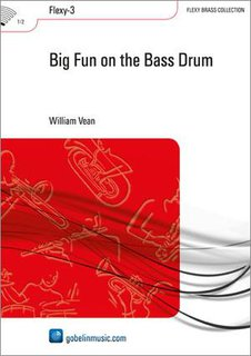 Big Fun on the Bass Drum - Set (Partitur + Stimmen)