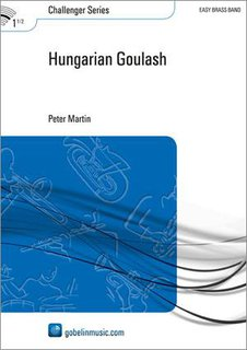 Hungarian Goulash - Partitur