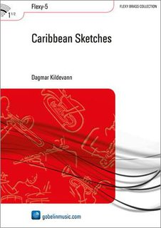 Caribbean Sketches - Partitur