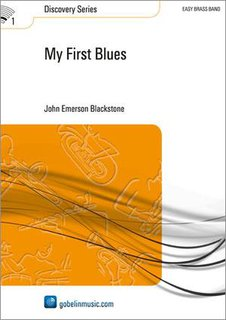 My First Blues - Partitur