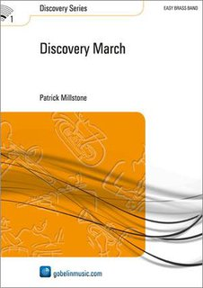 Discovery March - Set (Partitur + Stimmen)