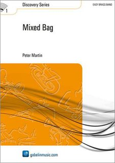 Mixed Bag - Set (Partitur + Stimmen)