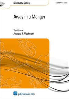 Away in a Manger - Partitur