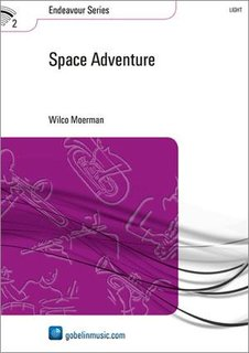 Space Adventure - Partitur