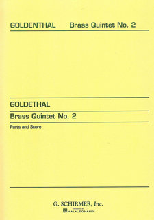 Brass Quintet No. 2 - Score and Parts