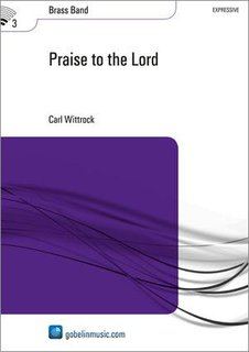 Praise to the Lord - Partitur