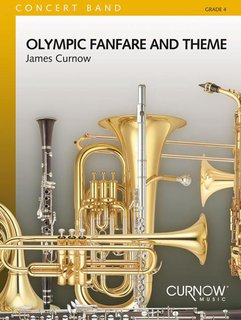 Olympic Fanfare and Theme - Partitur
