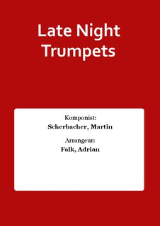 Late Night Trumpets