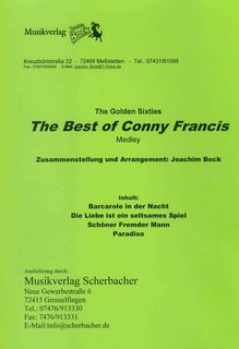 Best Of Conny Francis