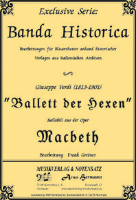 Ballett der Hexen (Ballabili aus Macbeth)