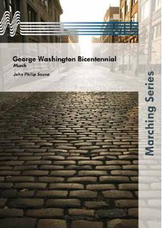 George Washington Bicentennial - Partitur
