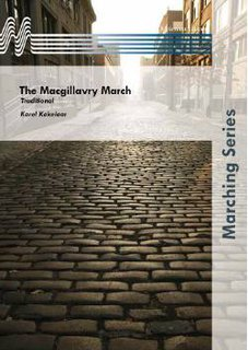 The Macgillavry March - Partitur