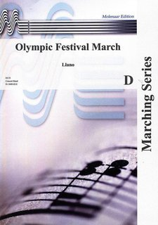 Olympic Festival March - Partitur