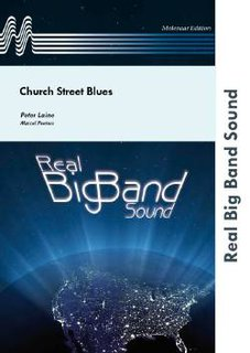 Church Street Blues - Partitur