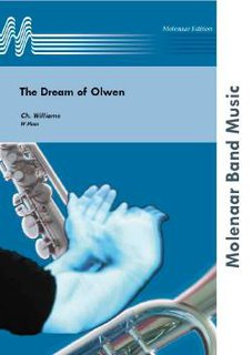 The Dream of Olwen - Partitur