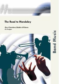 The Road to Mandalay - Partitur