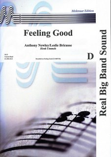 Feeling Good - Partitur