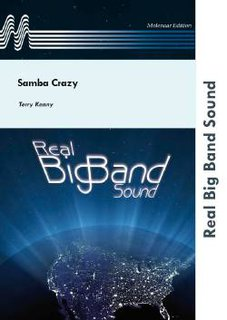 Samba Crazy - Partitur