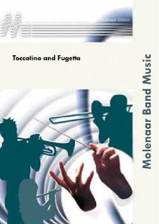 Toccatino and Fugetta - Partitur
