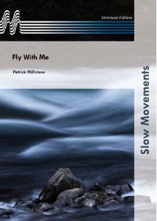 Fly With Me - Partitur