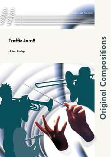 Traffic Jam!! - Partitur