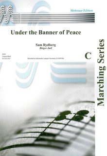 Under the Banner of Peace - Partitur