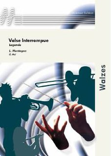 Valse Interrompue - Partitur