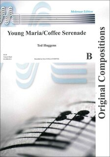 Young Maria/Coffee Serenade - Partitur