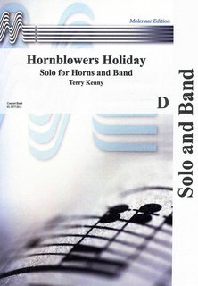 Hornblowers Holiday - Partitur
